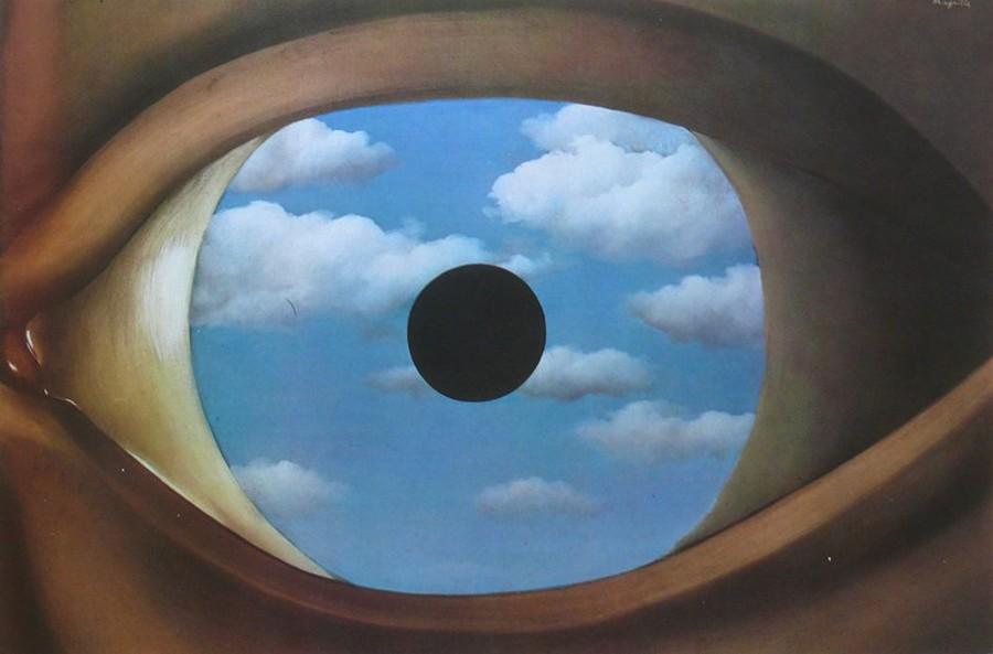 Cours du 13 mai 2013 l 39 art moderne for Rene magritte le faux miroir