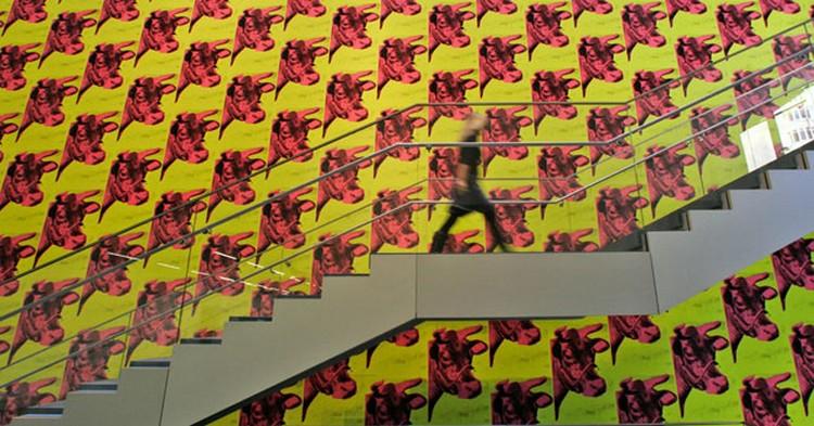 Cours du 6 janvier 2014 l 39 art moderne - Papier peint andy warhol ...